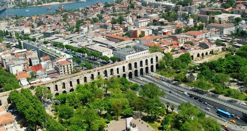 İstanbul'un En Güzel Çeşme ve Sarnıçları
