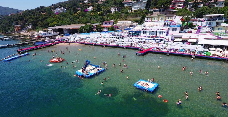 Büyükada Plajları ve Beachler (2020 Giriş Ücretleri, Ulaşım)