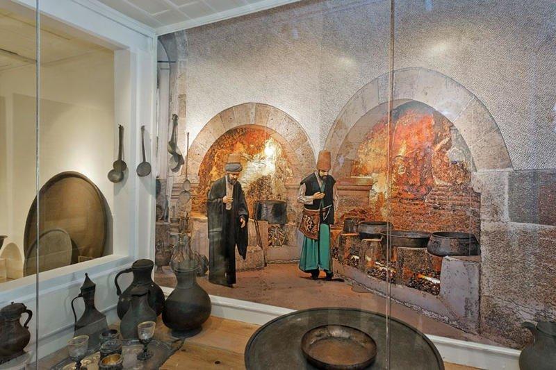 Galata Mevlevihanesi Müzesi (Nerede? Giriş Ücreti ve Ziyaret Saatleri)