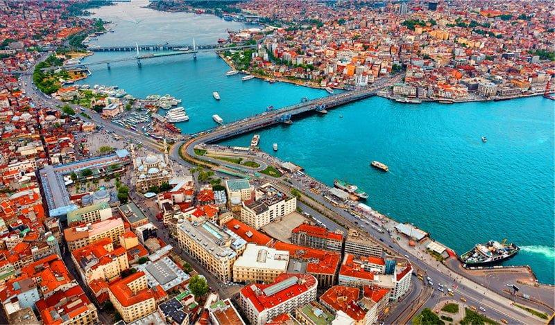 İstanbul Haliç Kıyıları Gezi Rehberi (Gezilecek Yerler + Tavsiyeler)