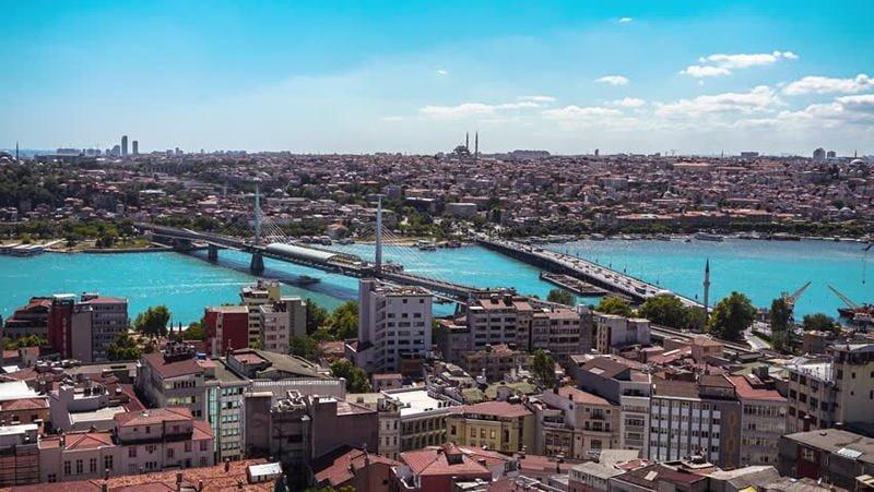 Haliç Kıyıları Gezi Rehberi 2019