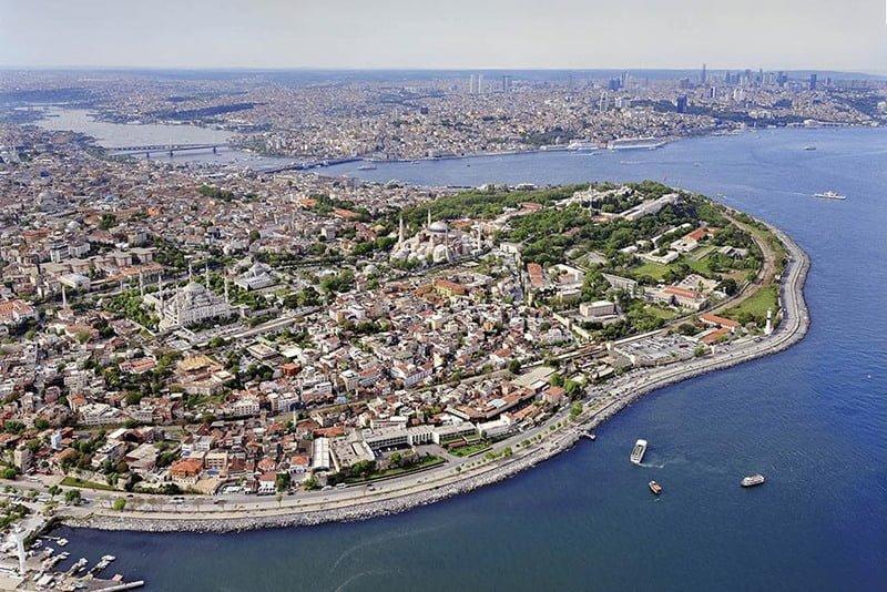 İstanbul Gezilecek Yerler Rehberi 2019