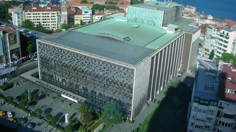İstanbul Atatürk Kültür Merkezi (Yeni AKM), Taksim (2021'de açılacak)