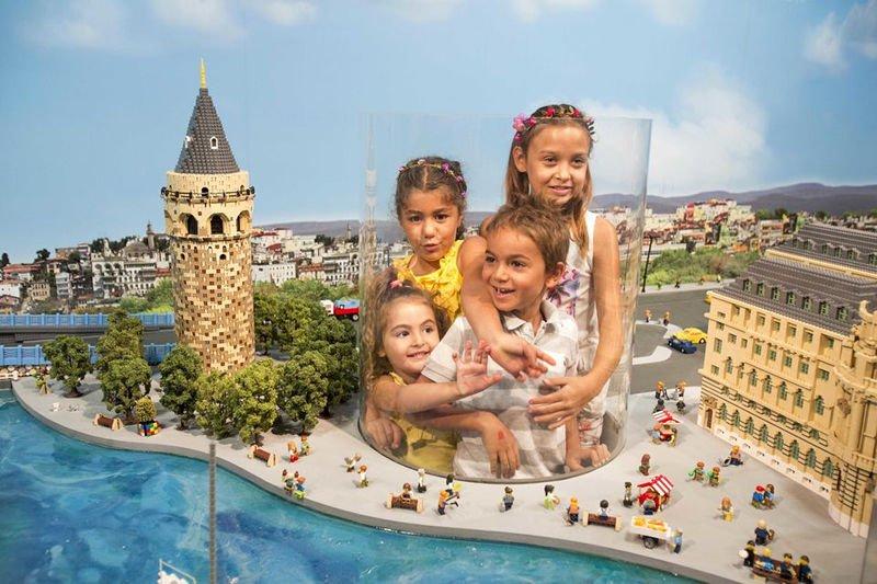 İstanbul LEGOLAND Discovery Center (Eğlenceli Öğrenme Merkezi), Bayrampaşa