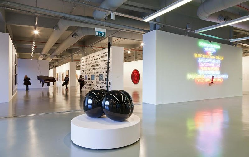 İstanbul Modern Sanat Müzesi, Beyoğlu (Nerede, Nasıl Gidilir? Giriş Ücreti)