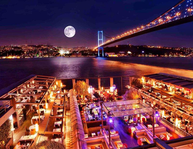 İstanbul Gece Hayatı Rehberi (Popüler Mekanlar, Kulüpler, Barlar)
