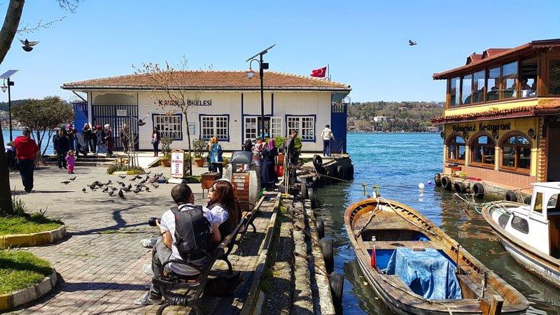 Kanlıca Gezi Rehberi (Gezilecek Yerler, Mekanlar + Tavsiyeler)