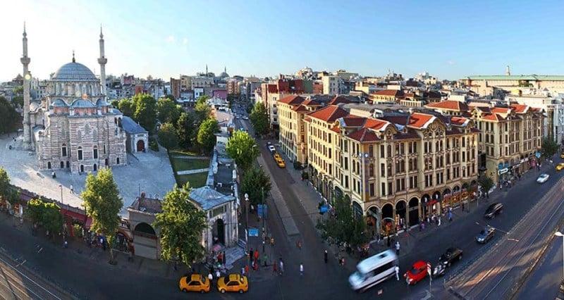 İstanbul Tarihi Yarımada (Fatih) Gezi Rehberi 2019