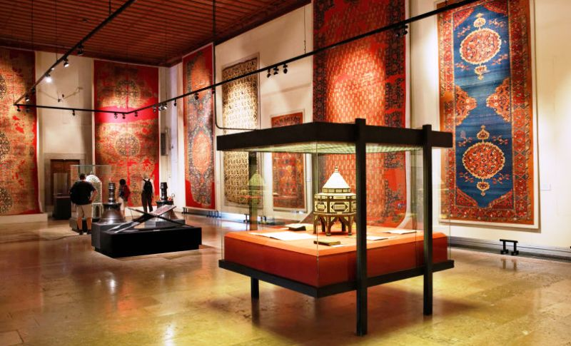 Türk ve İslam Eserleri Müzesi (Nerede? Ziyaret Saatleri ve Giriş Ücreti)