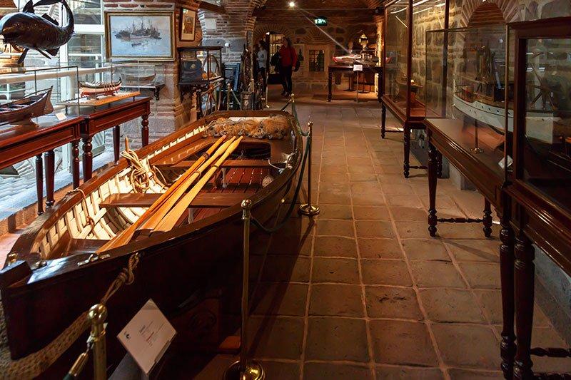 İstanbul Rahmi M. Koç Müzesi (Nerede? Ziyaret Saatleri ve Giriş Ücreti)
