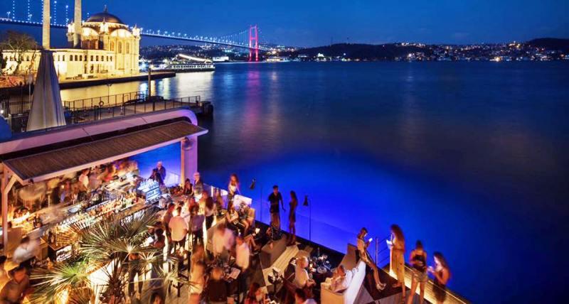 İstanbul En İyi Barlar (Popüler Mekanlar + Tavsiyeler)