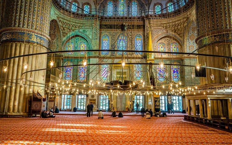 Sultanahmet Camii (Tarihi, Fotoğraflar, Nerede? Nasıl Gidilir?)