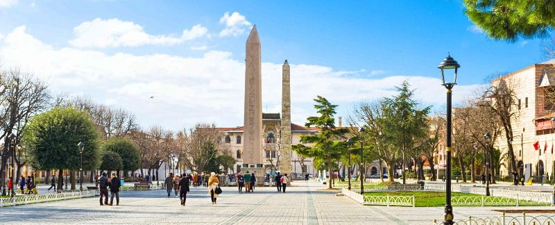 Sultanahmet Gezi Rehberi 2019