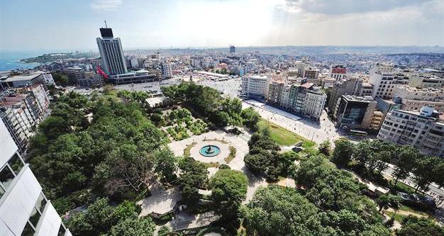 Taksim Gezi Rehberi 2019