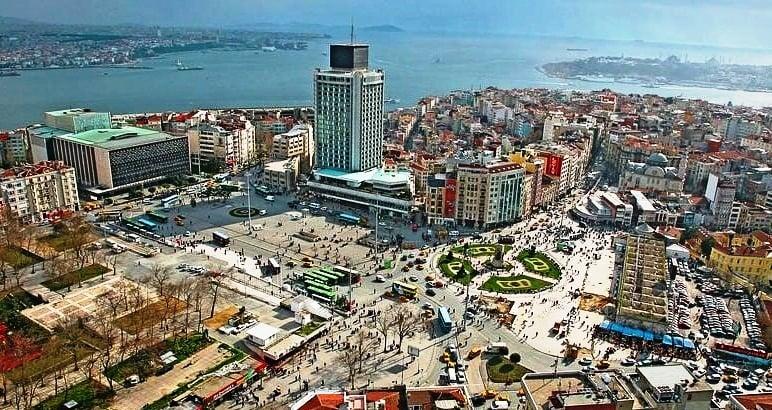 İstanbul Popüler Meydanlar ve Caddeler